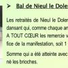 Bal de Nieul Le Dolent
