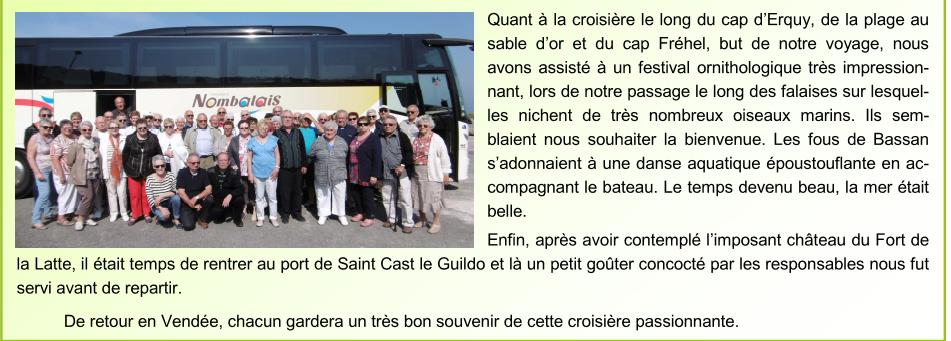 Croisière au Cap Fréhel 2 sur 2